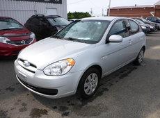 Hyundai Accent L**GARANTIE 10 ANS** 2010
