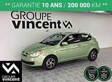 Hyundai Accent GL **GARANTIE 10 ANS** 2010