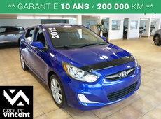 Hyundai Accent GLS**TOIT OUVRANT** 2012