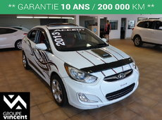 Hyundai Accent GLS **TOIT+AIR** 2013