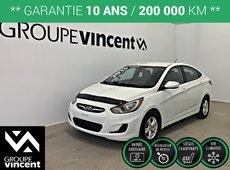 Hyundai Accent GL **GARANTIE 10 ANS** 2013
