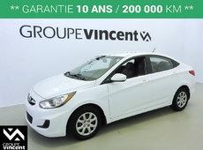 Hyundai Accent GL**GARANTIE 10 ANS** 2014