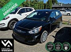 Hyundai Accent L 5 PORTES **GARANTIE 10ANS** 2017