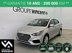 Hyundai Accent Preferred **GARANTIE 10 ANS** 2018