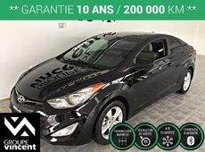 Hyundai Elantra GLS COUPE **GARANTIE 10 ANS** 2013
