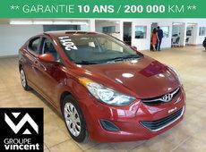 Hyundai Elantra GL**REGULATEUR DE VITESSE** 2011