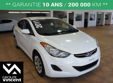 Hyundai Elantra GLS **AIR+CRUISE** 2011