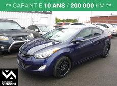Hyundai Elantra LIMITED**GARANTIE 10 ANS** 2011