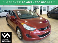 Hyundai Elantra GL**AIR+BLUETOOTH** 2012