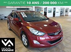 Hyundai Elantra GLS **JANTE EN ALLIAGE** 2012