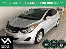 Hyundai Elantra GL **BLUETOOTH** 2012