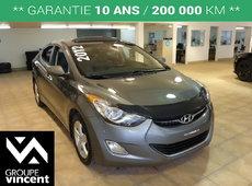 Hyundai Elantra GLS**GARANTIE 10 ANS** 2012