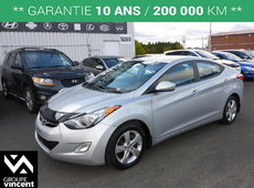 Hyundai Elantra GLS ** GARANTIE 10 ANS ** 2012