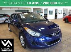 Hyundai Elantra L**LECTEUR CD / MP3** 2013