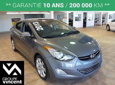 Hyundai Elantra LIMITED**CUIR** 2013