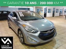 Hyundai Elantra COUPE LIMITED**CUIR/TOIT/MAGS** 2013