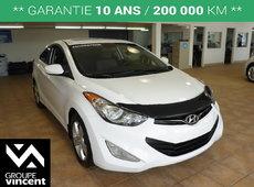 Hyundai Elantra COUPE GLS**GARANTIE 10 ANS** 2013
