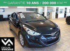 Hyundai Elantra GL**SIÉGES CHAUFFANTS** 2014