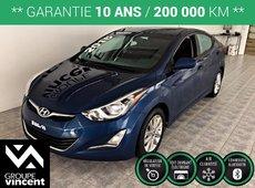 Hyundai Elantra Se **SPORT/ MAG/ TOIT** 2016