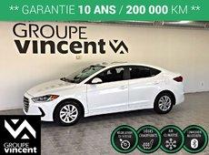 Hyundai Elantra SE **GARANTIE 10 ANS** 2017