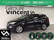 Hyundai Santa Fe Sport 2.0T Limited AWD  GPS **GARANTIE 10 ANS** 2015