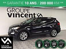 Hyundai Santa Fe SPORT LIMITED-AWD**GARANTIE 10ANS** 2015