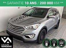 Hyundai Santa Fe XL LIMITED**TOIT PANORAMIQUE/ CUIR/ SIÈGES VENTILÉS** 2015