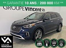 Hyundai Santa Fe XL LIMITED AWD  7 PASSAGERS **GARANTIE 10 ANS** 2017