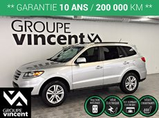 Hyundai Santa Fe LIMITED AWD **GARANTIE 10 ANS** 2012