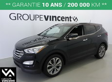 Hyundai Santa Fe LIMITED AWD CUIR-NAV-TOIT PANO**GARANTIE 10 ANS** 2013
