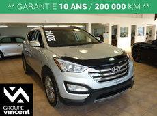 Hyundai Santa Fe SPORT LIMITED**TOIT / CUIR / MAGS** 2014