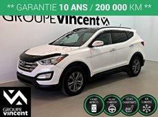 Hyundai Santa Fe SPORT LUXURY AWD ** GARANTIE 10 ANS ** 2014