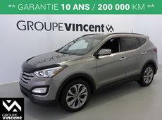 Hyundai Santa Fe SPORT LIMITED AWD **GARANTIE 10 ANS** 2015