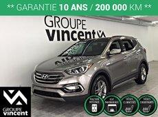 Hyundai Santa Fe SPORT LIMITED AWD **GARANTIE 10 ANS** 2017