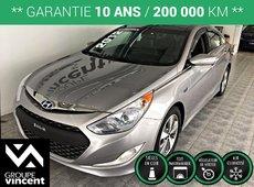 Hyundai Sonata Hybrid LIMITED **GARANTIE 10 ANS** 2012
