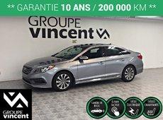 Hyundai Sonata SPORT TECH**GARANTIE 10 ANS** 2015