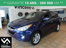Hyundai Tucson LIMITED AWD**GARANTIE 10 ANS** 2010