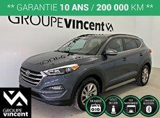 Hyundai Tucson LUXURY 2.0L AWD **GARANTIE 10 ANS** 2017