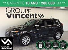 Jeep Cherokee Limited 4X4 **GARANTIE 10 ANS** 2016