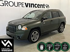 Jeep Compass NORTH ÉDITION 4X4 **AUTOMATIQUE** 2009