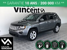 Jeep Compass NORTH  CUIR 4X4 **GARANTIE 10 ANS** 2014