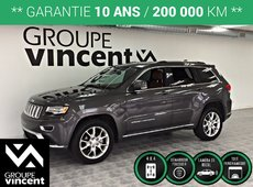 Jeep Grand Cherokee SUMMIT 4X4 ** GARANTIE 10ANS ** 2015