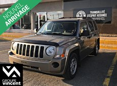 Jeep Patriot Sport**GARANTIE 10 ANS** 2008