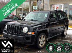 Jeep Patriot SPORT 4X4 ** GARANTIE 10 ANS ** 2010