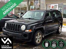 Jeep Patriot SPORT 4X4 ** GARANTIE 10 ANS ** 2010