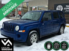 Jeep Patriot NORTH 4X4  ** GARANTIE 10 ANS ** 2010