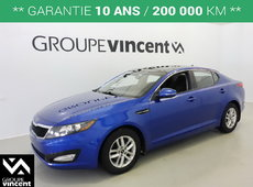 Kia Optima LX PLUS-TOIT PANORAMIQUE **GARANTIE 10 ANS** 2012