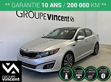 Kia Optima SX Turbo **GARANTIE 10 ANS** 2014