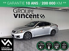 Lexus IS F **GARANTIE 10 ANS** 2009