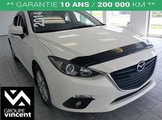 Mazda 3 GS-SKY**ÉCONOMIQUE** 2014
